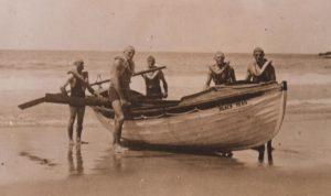 First Boat BHSLSC